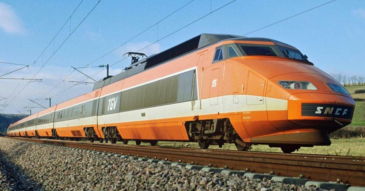 Revivez 40 ans de TGV en 10 événements et anecdotes - Business Insider