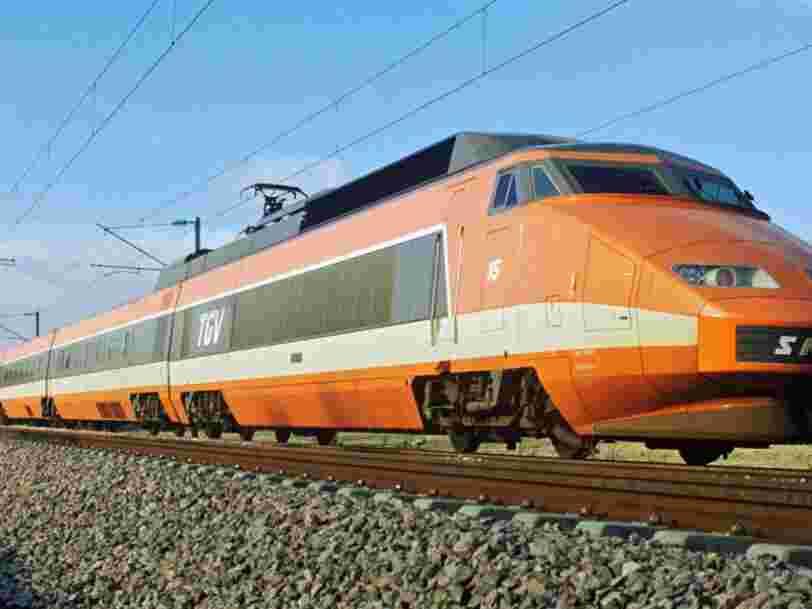 Revivez 40 ans de TGV en 10 événements et anecdotes