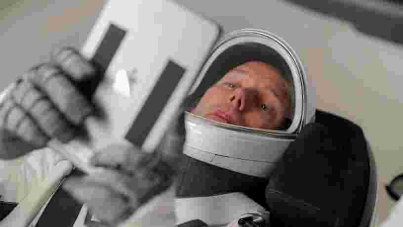 Thomas Pesquet se confie avant son deuxième vol dans l'espace, 'un marathon couru à la vitesse d'un sprint'