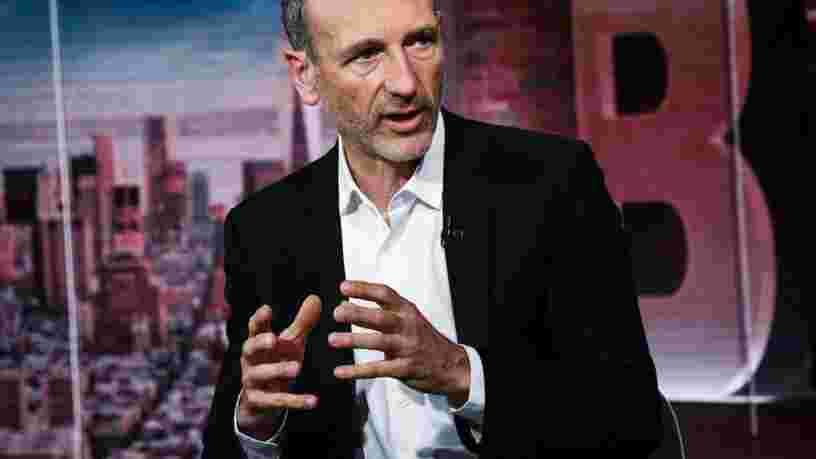 Emmanuel Faber contraint de céder la direction générale de Danone
