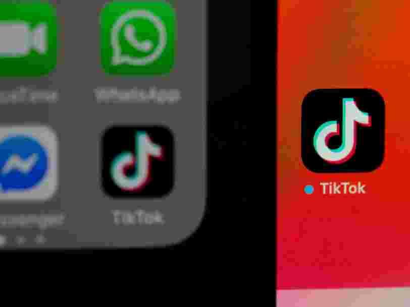 TikTok crée un comité consultatif en Europe pour l'aider à améliorer sa politique de modération