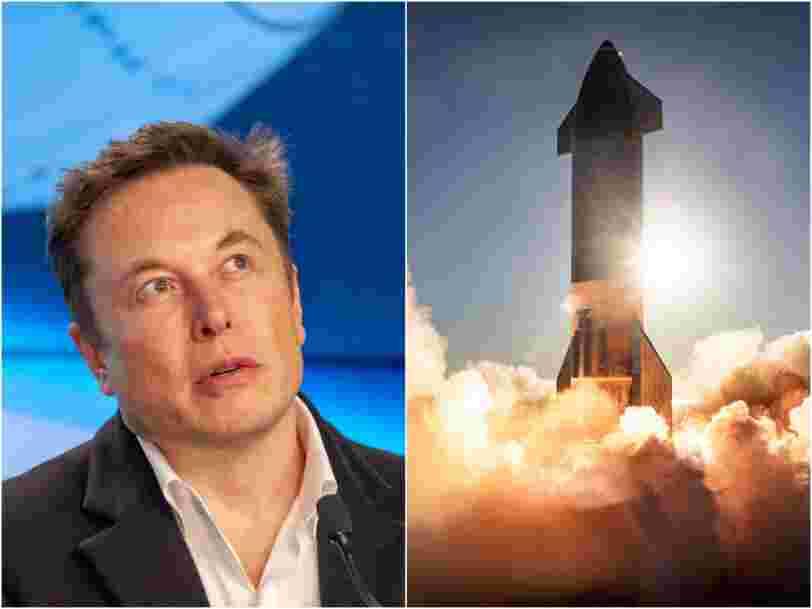 Elon Musk veut créer une nouvelle ville appelée 'Starbase' sur le site de lancement de SpaceX au Texas