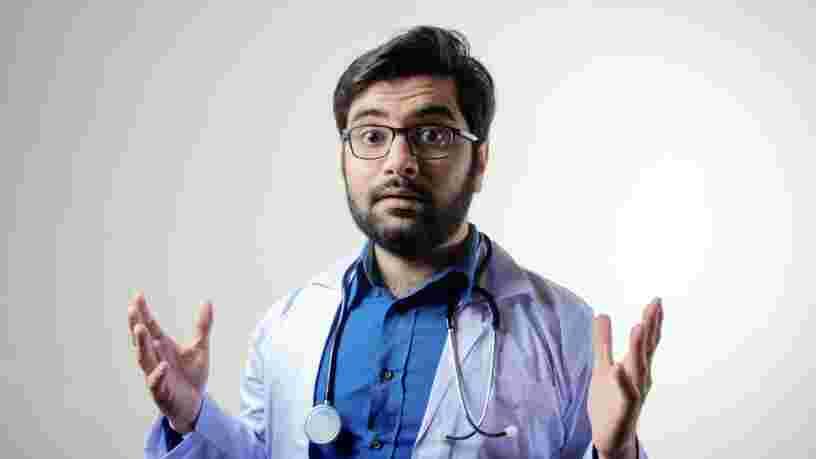 8 choses que les médecins généralistes rêvent de dire à leurs patients