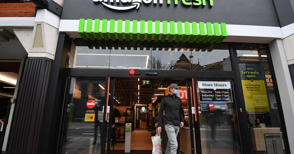 Amazon ouvre un magasin sans caisses à Londres, son premier hors des États-Unis - Business Insider