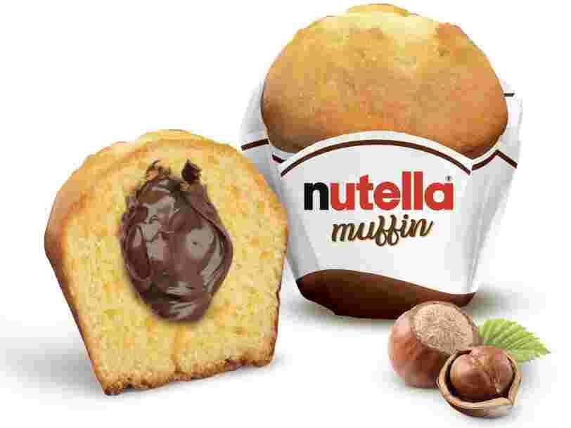 Des Nutella muffins bientôt dans les rayons des supermarchés