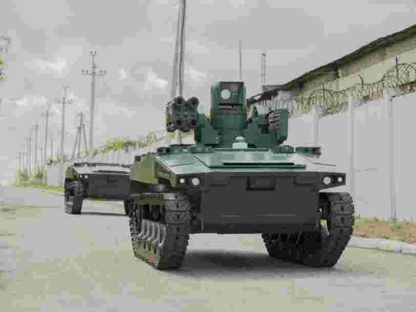Tank autonome, missile hypersonique, robot astronaute... 5 innovations portées par l'armée russe