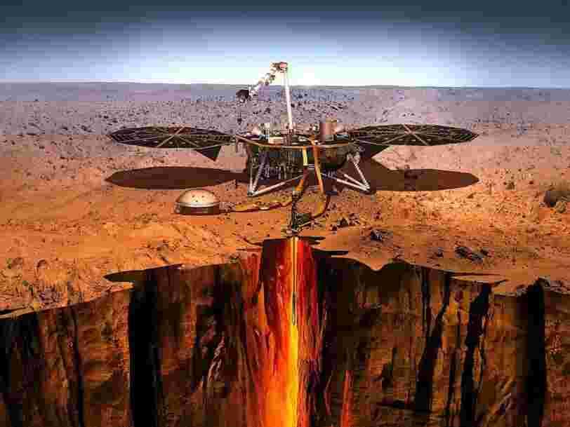 Voici comment envoyer votre nom sur Mars grâce à la NASA