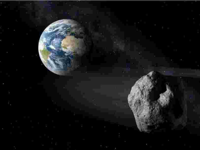 Un astéroïde de la taille de la tour Eiffel pourrait entrer en collision avec des satellites en 2029