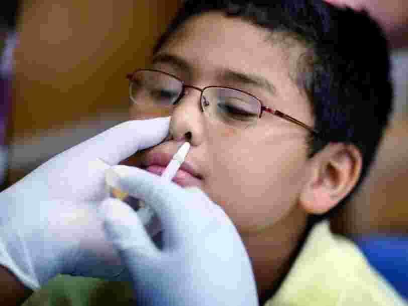 Un futur vaccin intranasal contre le Covid-19 pourrait arrêter la transmission, en particulier chez les enfants