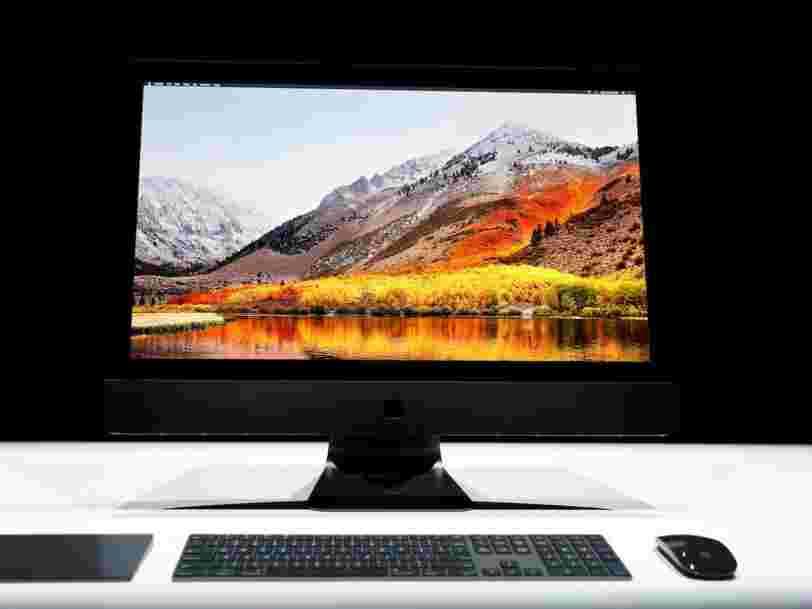 Apple ne produira plus d'iMac Pro et préfère développer de nouveaux produits innovants