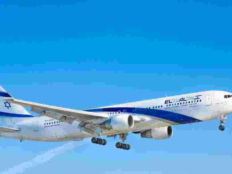 La compagnie israélienne El Al inaugure des vols 'sans COVID'