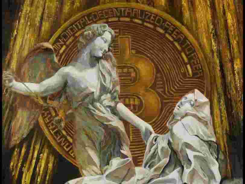 Comment les oeuvres crypto pourraient bouleverser le marché de l'art traditionnel