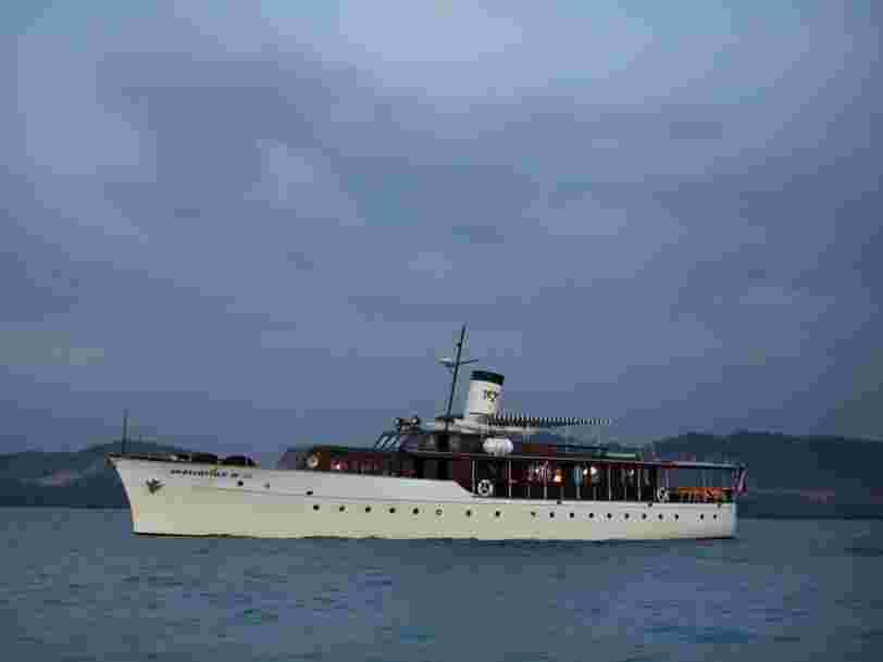 La Thaïlande autorise les voyageurs à se mettre en quarantaine à bord d'un yacht
