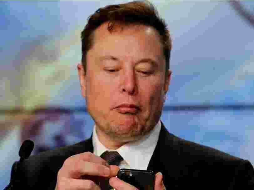37 % des Américains ont déjà investi suite à un tweet d'Elon Musk, selon un sondage
