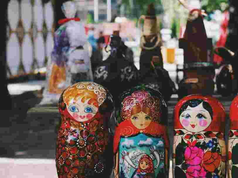 Payer ses courses par reconnaissance faciale, c'est désormais possible en Russie
