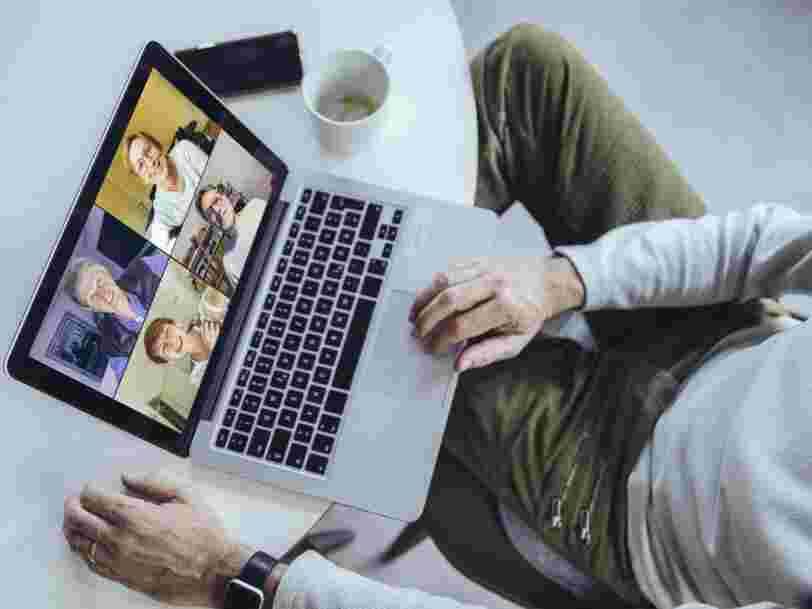 En 2021, ne dites plus 'webinar' et 'digital' mais 'conférence en ligne' et 'numérique'
