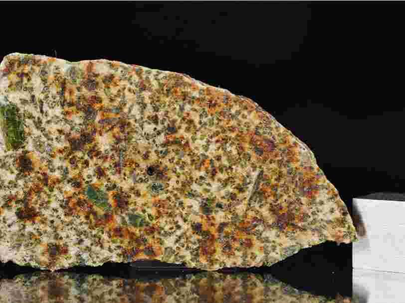 Cette météorite plus vieille que la Terre entre au Guinness des records