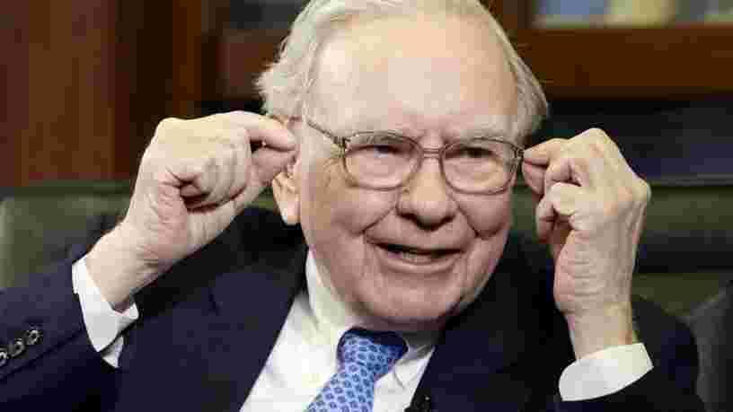 Warren Buffet rejoint le cercle très fermé des fortunes supérieures à 100 Mds$