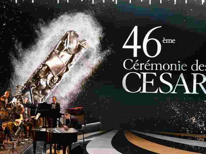 Le film 'Adieu les cons' d'Albert Dupontel remporte 7 César, voici le palmarès complet pour 2021