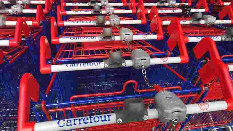 """Carrefour condamné à une amende de 1,75 M€ pour """"pratiques restrictives de concurrence"""""""