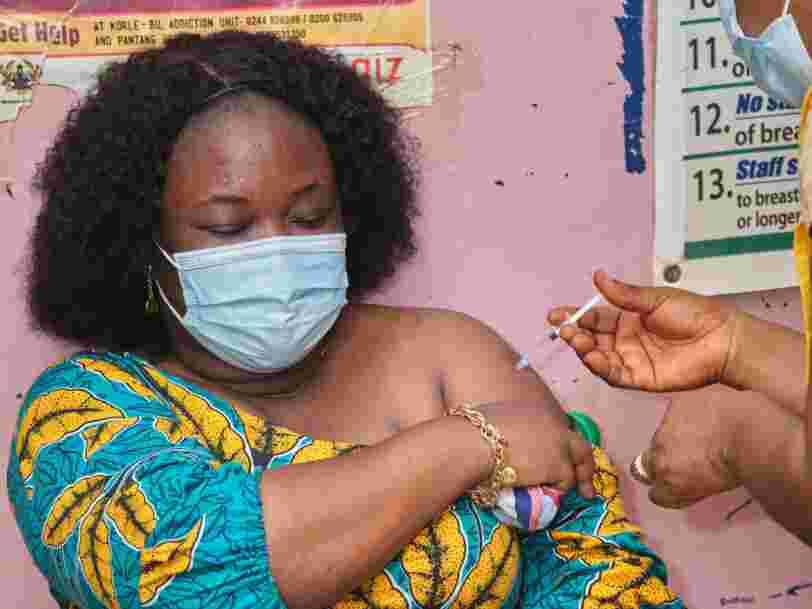 Covid-19 : pourquoi la plupart des pays pauvres n'ont pas encore administré une seule dose de vaccin