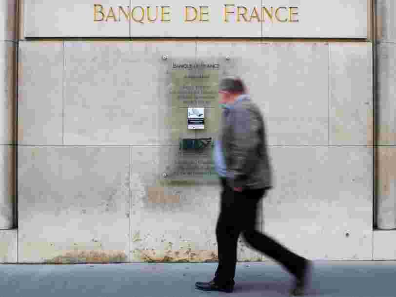 L'économie française devrait connaître un rebond un peu plus fort qu'anticipé, selon la Banque de France