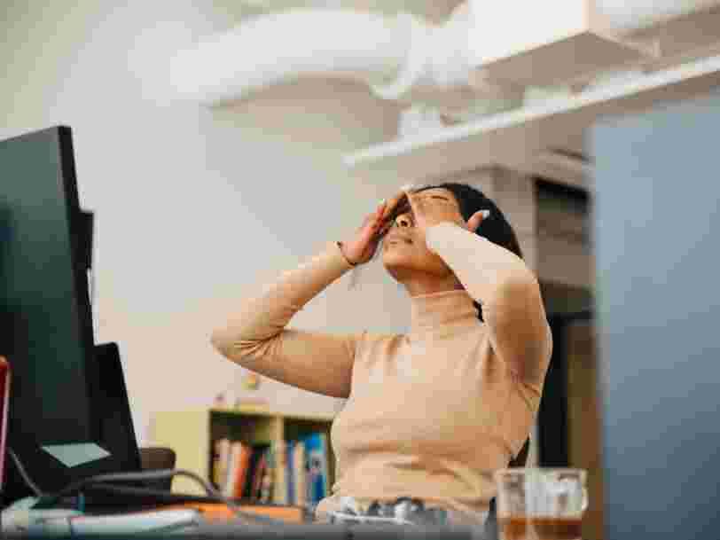 Managers : six mesures à prendre pour vous prémunir d'un burnout