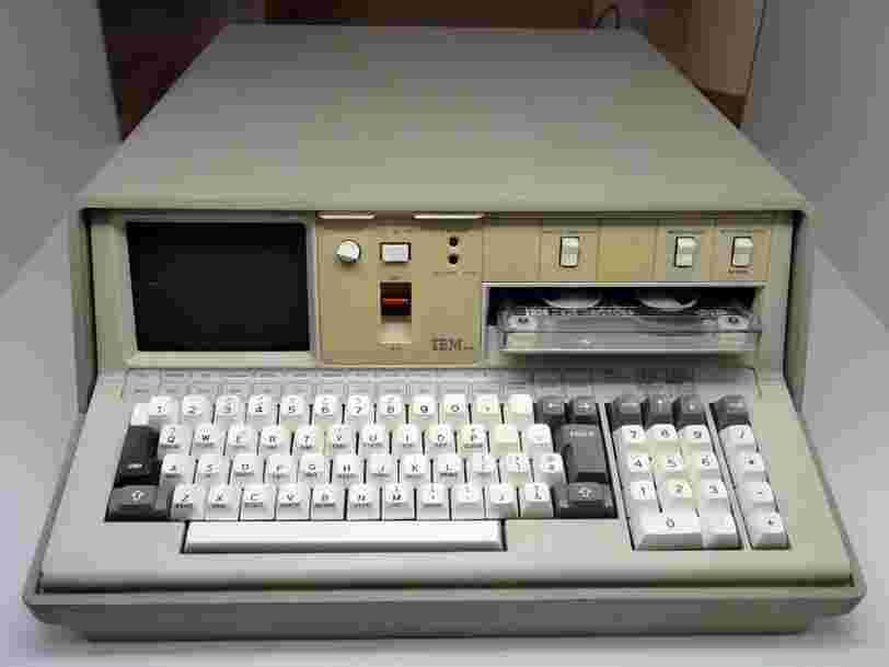 IBM, Google, Twitter, TikTok... Quel âge ont les géants de la tech ?