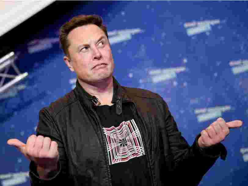 Elon Musk retire un tweet affirmant que Tesla pourrait devenir la plus grande entreprise du monde