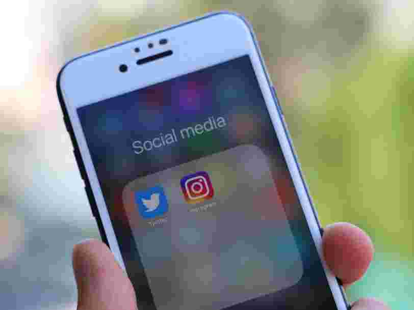 Les 10 réseaux sociaux les plus utilisés en France en 2020