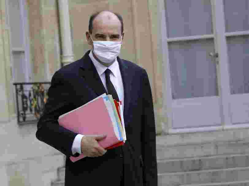 Confinement, vaccin AstraZeneca... Ce qu'il faut retenir des annonces de Jean Castex
