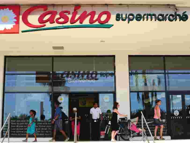 Casino pourrait proposer un stablecoin adossé à l'euro à ses clients