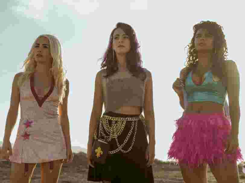 Notre avis sur 'Sky Rojo', la nouvelle série Netflix du créateur de 'La Casa de Papel'