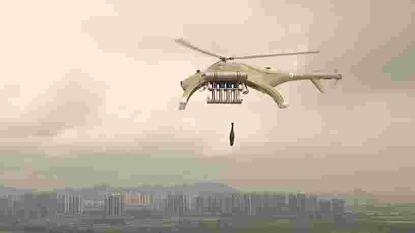 Hélicoptères autonomes, essaims de drones... 5 innovations technologiques portées par l'armée chinoise