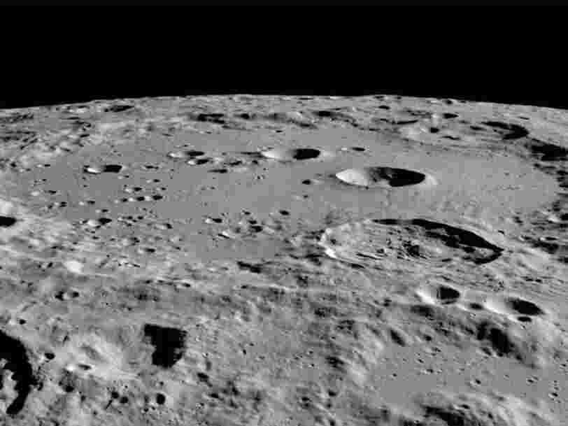 Des ingénieurs proposent de stocker des graines sur la Lune en cas de cataclysme sur la Terre