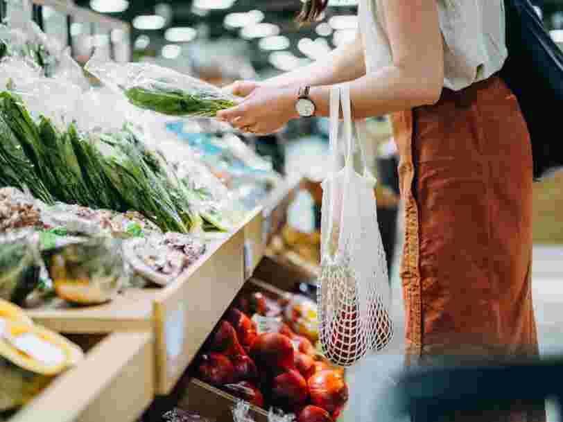 Les Français ont eu faim de produits bio en 2020