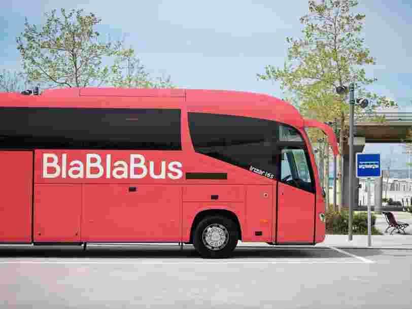 BlaBlaCar suspend le retour sur la route de ses cars