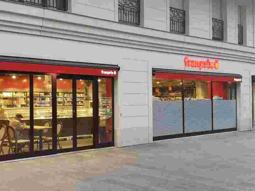 Franprix va ouvrir 150 magasins en France, voici les premières villes concernées