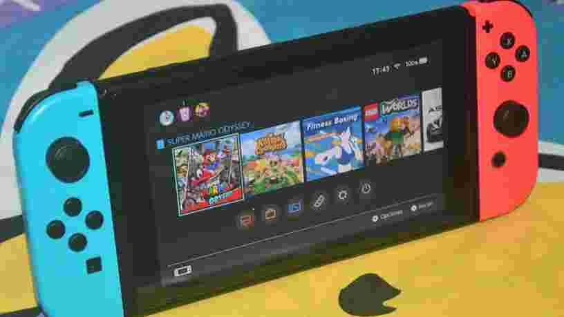 Une concurrente de la Nintendo Switch sous Android pourrait voir le jour en 2022
