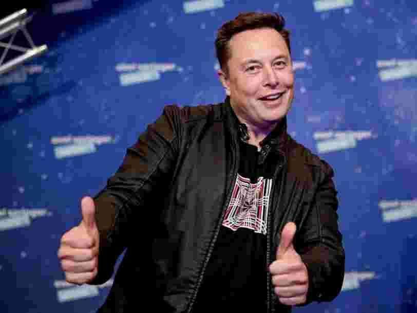 Elon Musk annonce qu'il est désormais possible d'acheter une Tesla en bitcoin