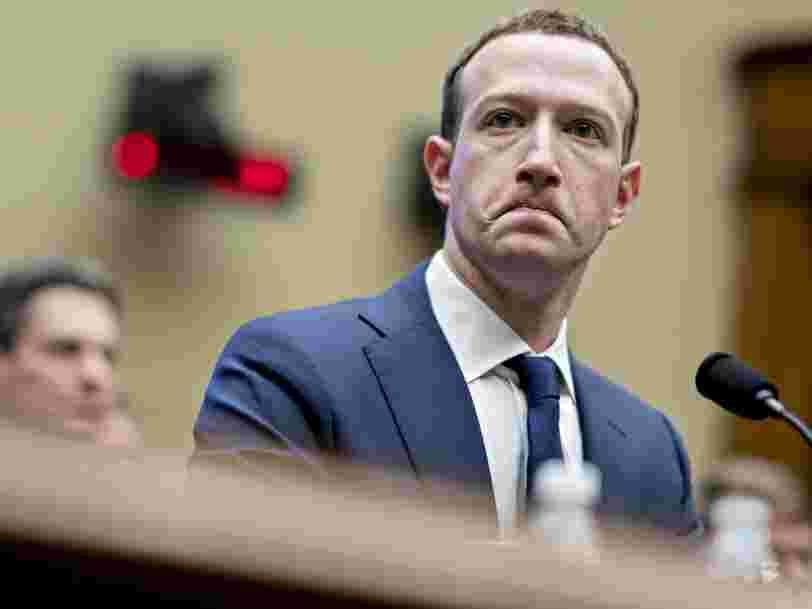 Mark Zuckerberg, Jack Dorsey et Sundar Pichai de nouveau convoqués devant les élus américains