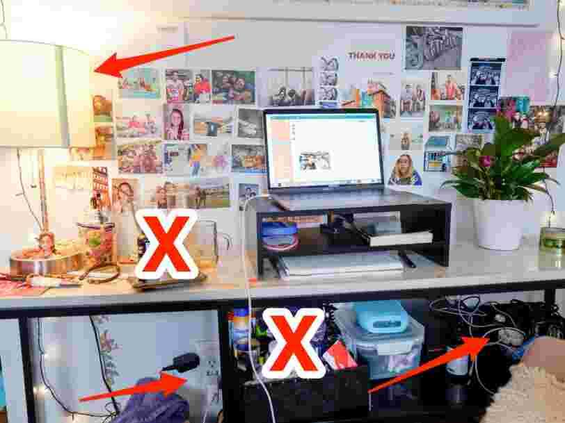 Télétravail : ces cinq éléments autour de votre bureau peuvent favoriser le stress