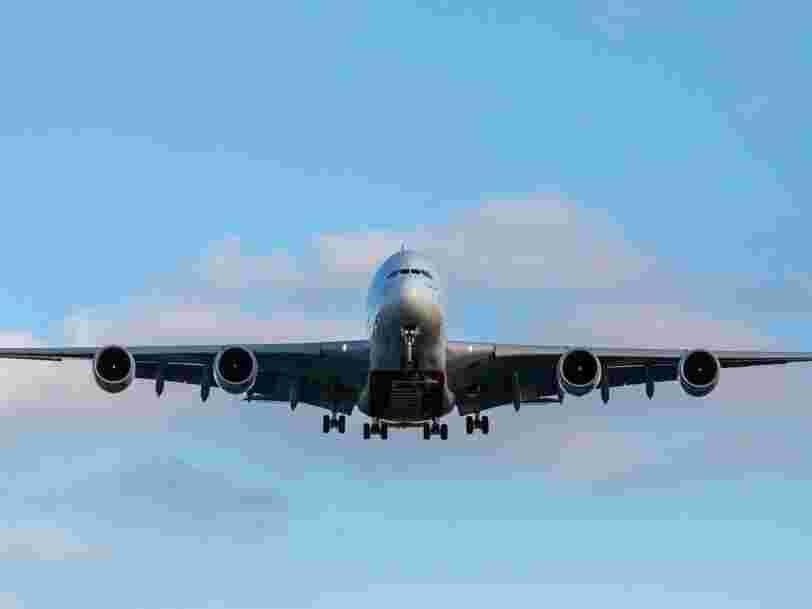 Le nombre d'accidents aériens en baisse en 2020