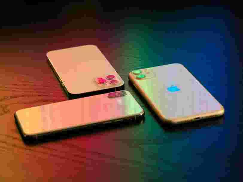iPhone 13 : prix, date de sortie... Tout ce que l'on sait déjà