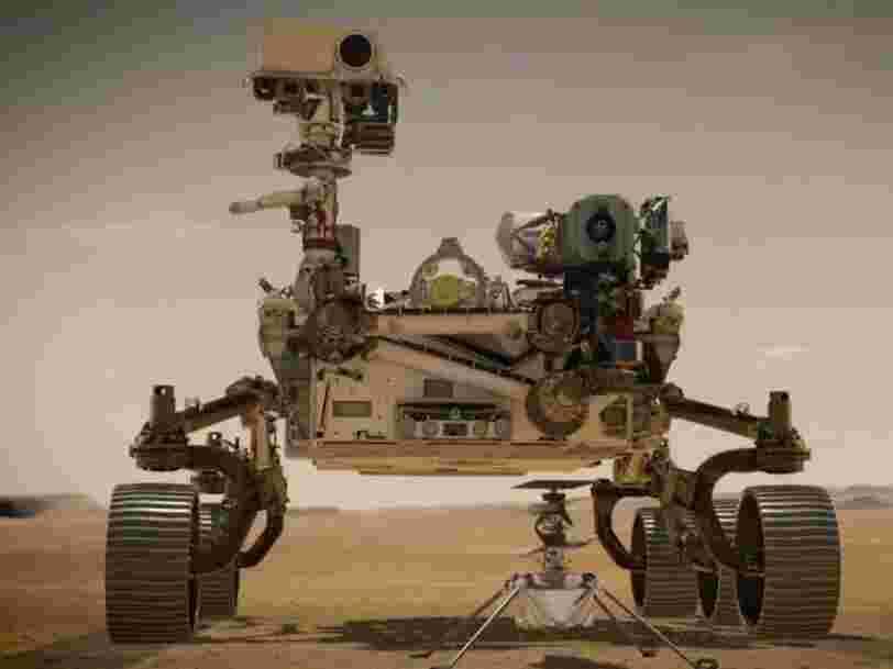 L'une des pilotes de Perseverance explique comment elle conduit le rover sur Mars à distance