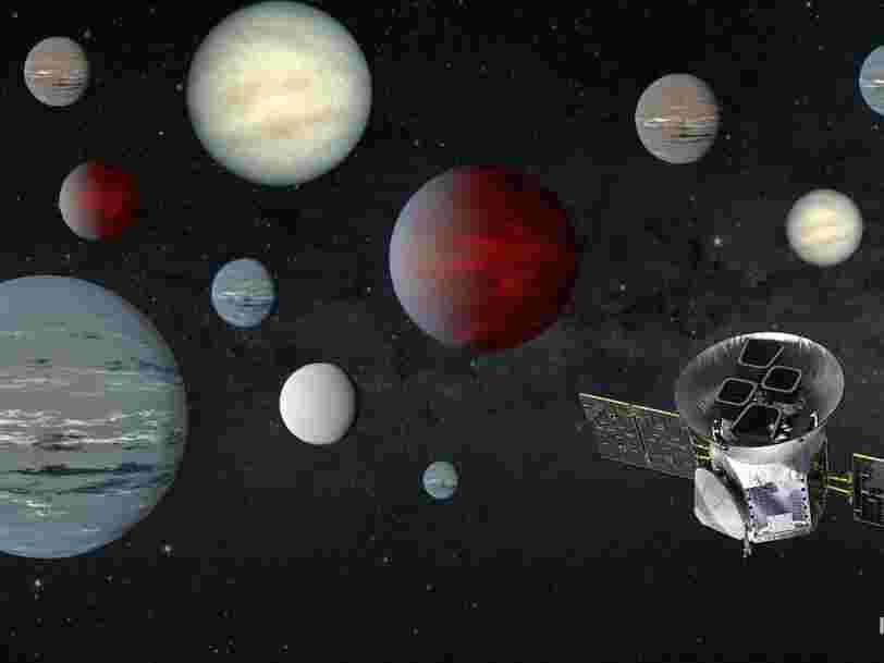 La NASA présente un 'catalogue' de plus de 2 200 exoplanètes