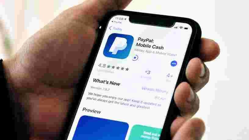 Paypal va permettre aux consommateurs américains de payer en cryptomonnaie chez ses 29 millions de commerçants