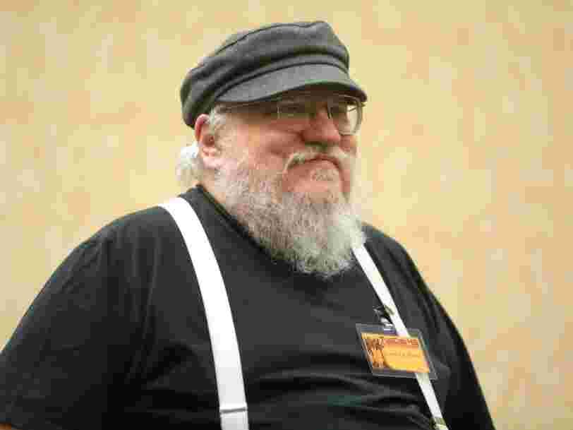 L'auteur de 'Game of Thrones' signe un contrat avec HBO pour développer de nouvelles séries