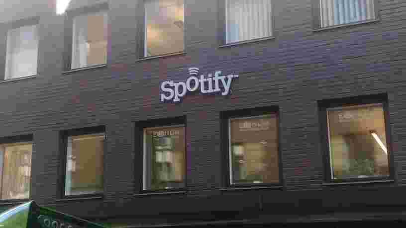 Spotify se lance dans les salons audio, sur le modèle de Clubhouse