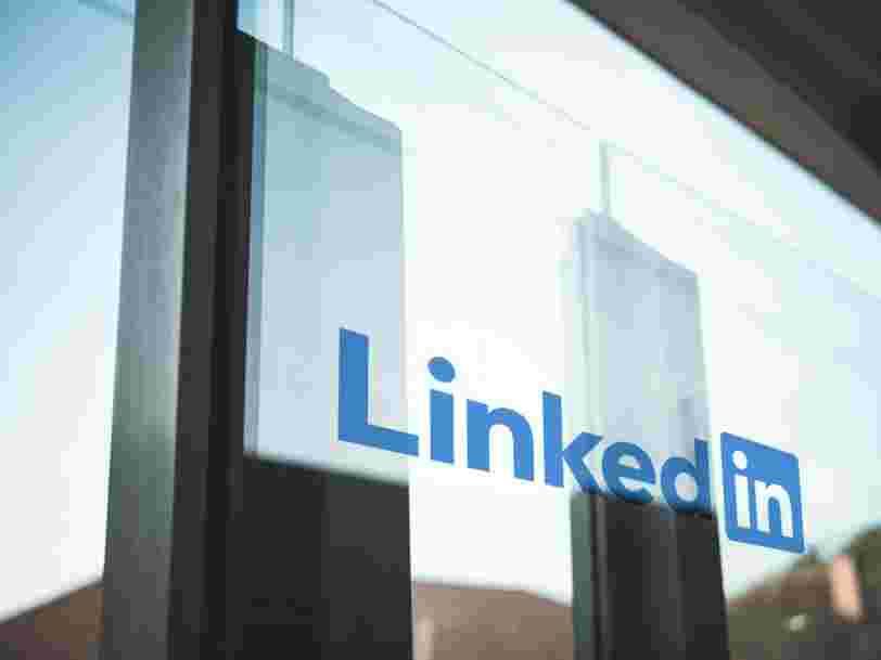 LinkedIn va créer des salons audio comme Clubhouse